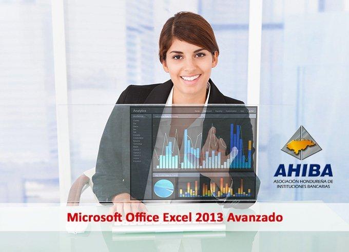 Microsoft Office Excel 2013 Avanzado
