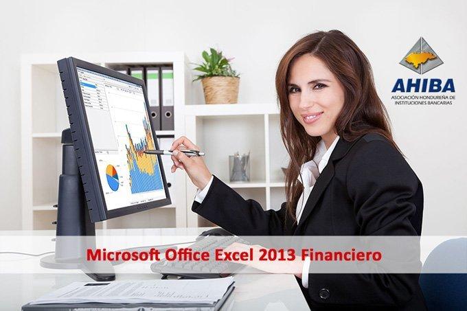 Microsoft Office Excel 2013 Financiero
