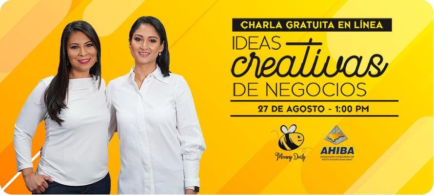 Webinar Ideas Creativas De Negocios