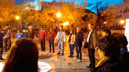Rueda de hombres 2015