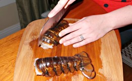 Lobster Tails - Step 1
