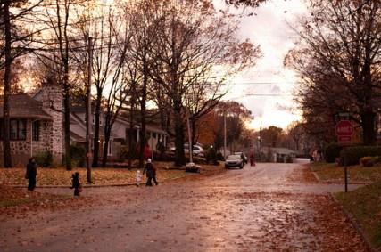 Looking at the Neighborhood....