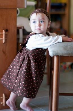 Little Mushroom dress