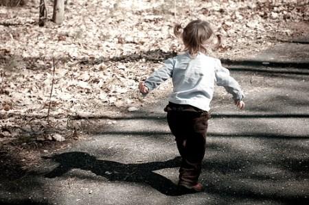 determined walk...