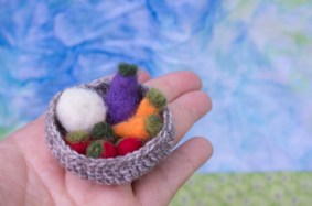 Miniature Vegetables