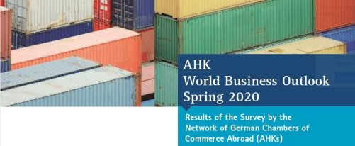 AHK World Business Outlook | Spring 2020