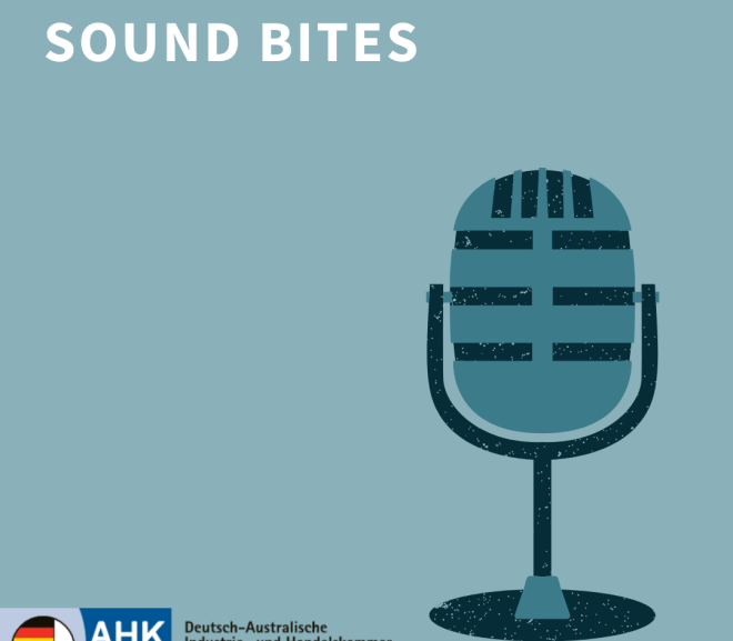 New AHK Podcast Series: Sound Bites