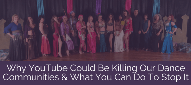 Why YouTube Could Be Killing Our Dance Communities and What You Can Do To Stop It main image