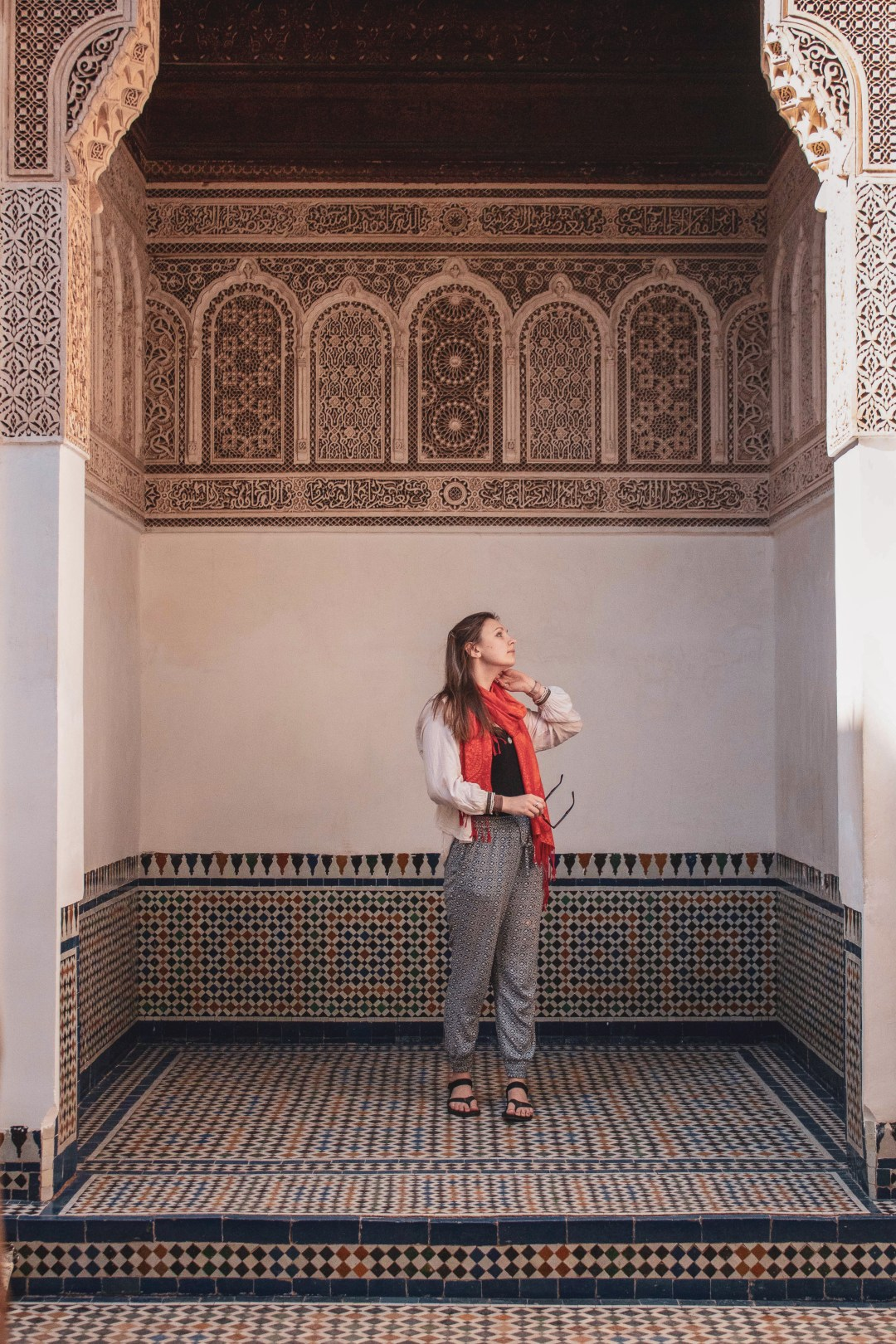 What to wear in the Middle East: Middle East Dress Code for Women