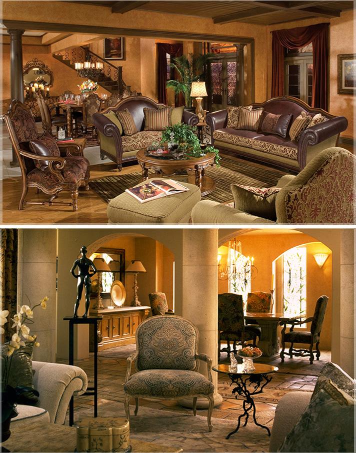 Desain Interior Rumah Klasik Jawa
