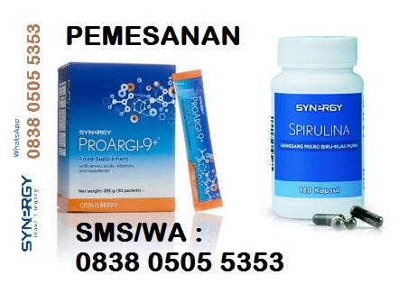 Jual obat jantung nitrogliserin Proargi 9 Spirulina Synergy WA 0838 0505 5353. Jantung merupakan organ yang sangat vital bagi tubuh manusia untuk itu maka penting sekali untuk menjaga kesehatan jantung dengan olahraga teratur dan rutin, mengkonsumsi makan makanan yang bergizi seimbang dan menjaga pola hidup sehat dan ditambah dengan konsumsi suplemen untuk jantung Proargi 9 Plus Synergy, Proargi 9 Plus ini sangat bagus untuk kesehatan Jantung dan sistem Kardiovaskular. Berikut ini adalah testimoni orang-orang yang telah mengkonsumsi Proargi 9 Plus di Donomulyo : Penanganan secara dini dengan tepat akan jauh llebih baik, dan sangat dianjurkan sekali untuk mengetahui ciri-ciri yang timbul dari sebuah penyakit dan konsumsi secara rutin Proargi 9 Plus Synergy yang asli bisa diperoleh dari kami Agen Resmi Synergy Jual obat jantung nitrogliserin Proargi 9 Plus di Donomulyo WA 0838 0505 5353