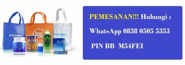 pemesanan Jual Smart Detox Synergy di Cimone Jaya Kota Tangerang WA 0838 0505 5353