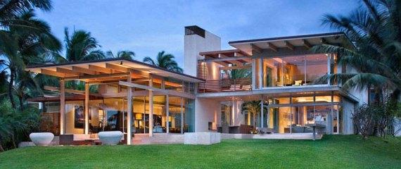 Building Private Homes in Samoa