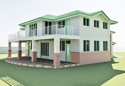 5 bedroom House 1