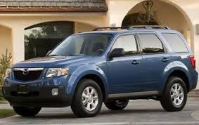 Kunci Mazda Tribute