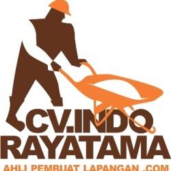 indo rayatama logo, ahli pembuat lapangan, ahli lapangan tenis, basket, badminton, futsal, kontraktor lapangan, running track