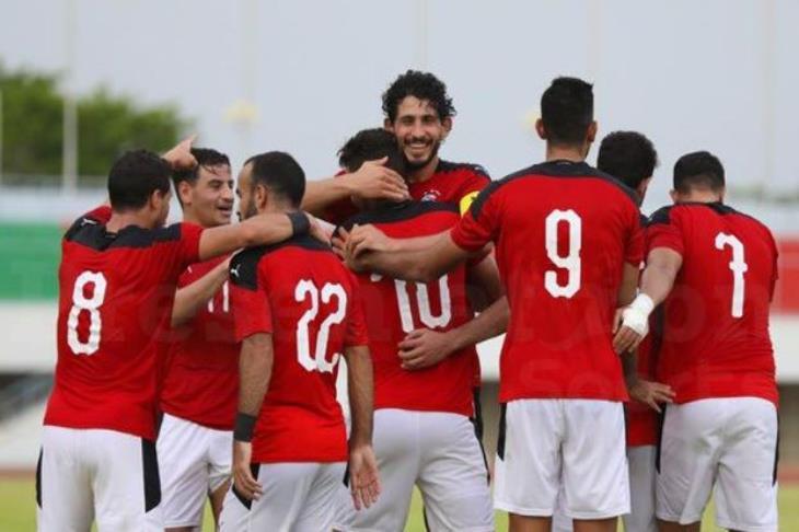 طاقم تحكيم مالي يدير مباراة مصر وأنجولا في تصفيات كأس العالم