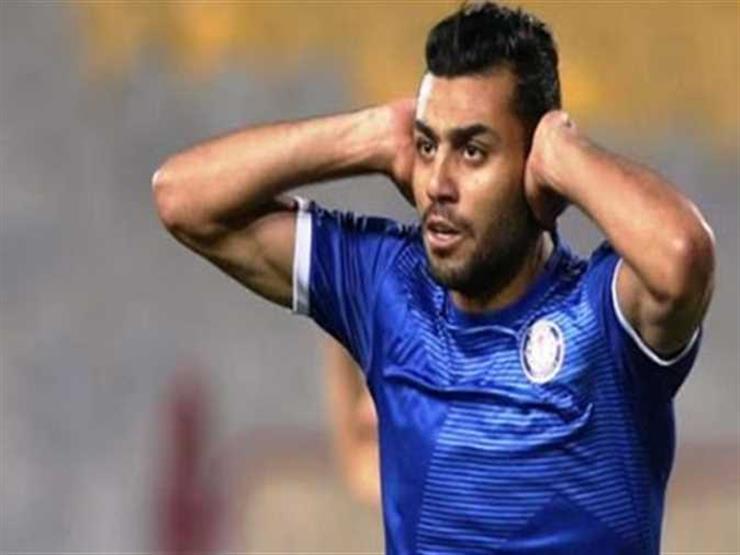 الأهلي يحسم صفقة حسام حسن مهاجم الفريق السكندري