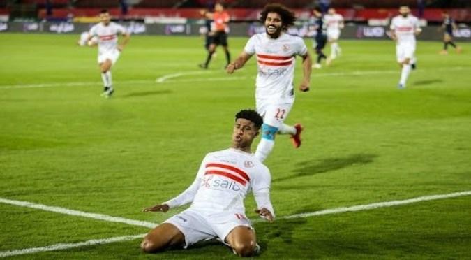 الزمالك يعلن انتقال حميد أحداد للرجاء المغربي مقابل 100 ألف دولار