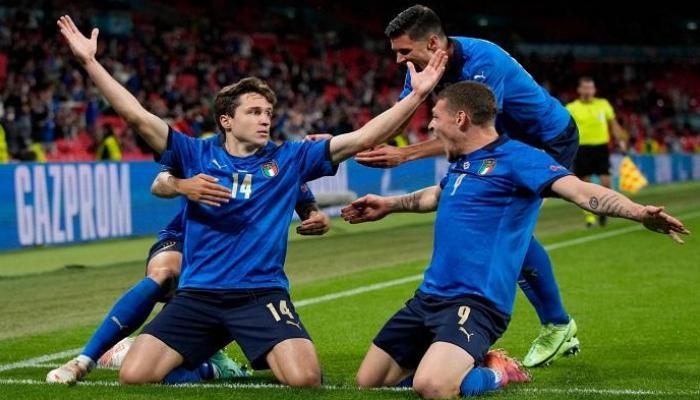 منتخب إيطاليا يكتسح ليتوانيا بخماسية في تصفيات كأس العالم