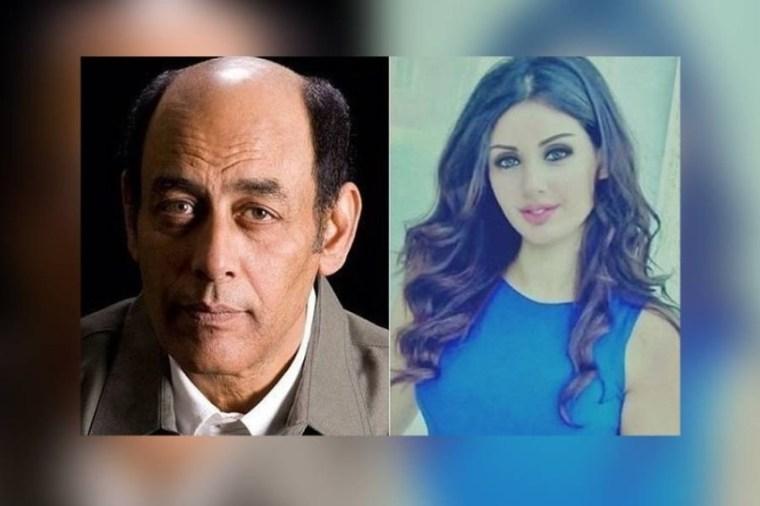 ابنة الفنان أحمد بدير تنفي تعرض والدها لوعكة صحية ونقله للمستشفى