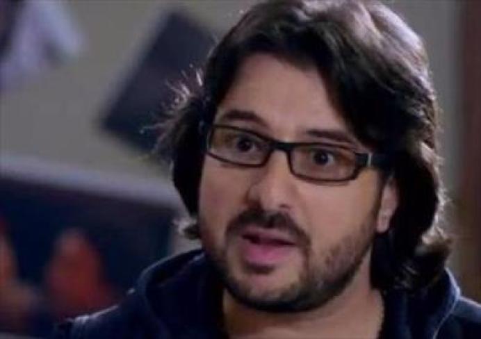 كريم أبو زيد يتعرض لحادث سير وينجو من الموت