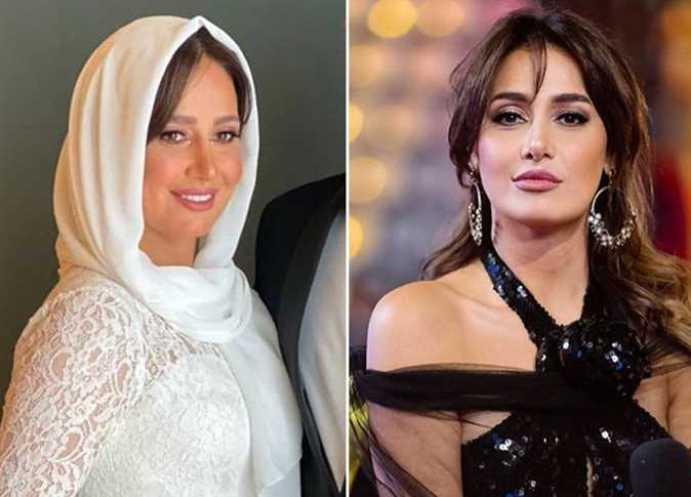 والد حلا شيحة يؤكد خلعها الحجاب وينفي عودتها لارتدائه ونداء شرارة توضح حقيقة خلعه