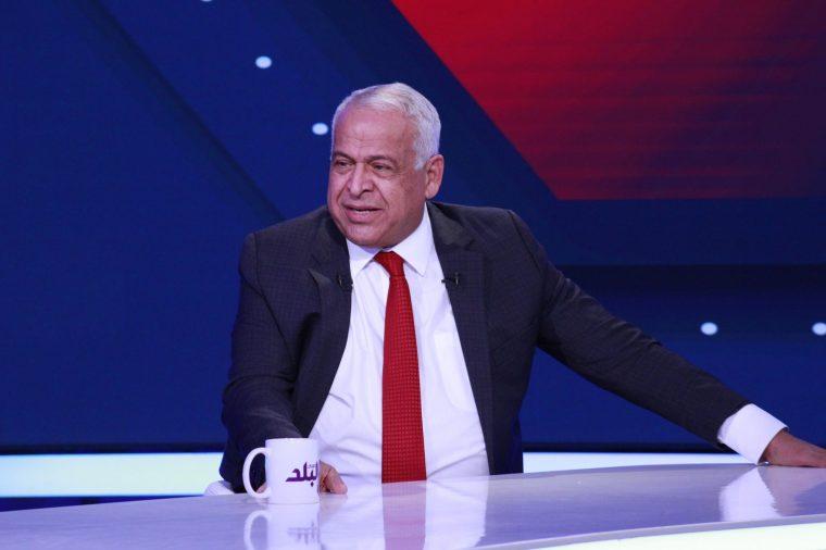 فرج عامر ينسحب من برنامج على الهواء: هناك موقف من اتحاد الكرة ضد سموحة