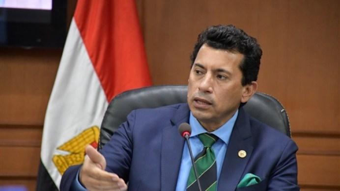 أشرف صبحي رئيسا للاتحاد الإفريقي للرياضات الإلكترونية