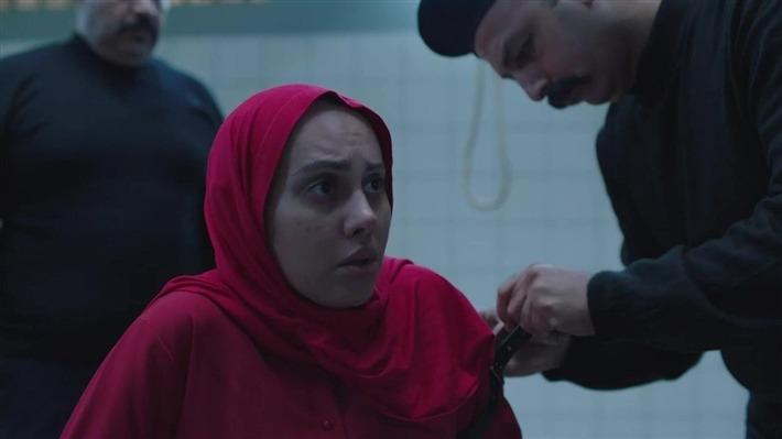 ياسمين رئيس بملابس الإعدام في الحلقات الأولي من 60 دقيقة علي منصة شاهد vip