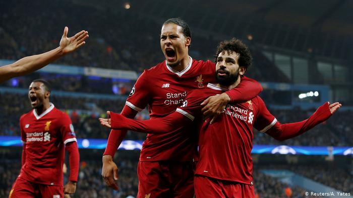 تشكيل ليفربول بقيادة محمد صلاح أمام بورتو في دوري أبطال أوروبا