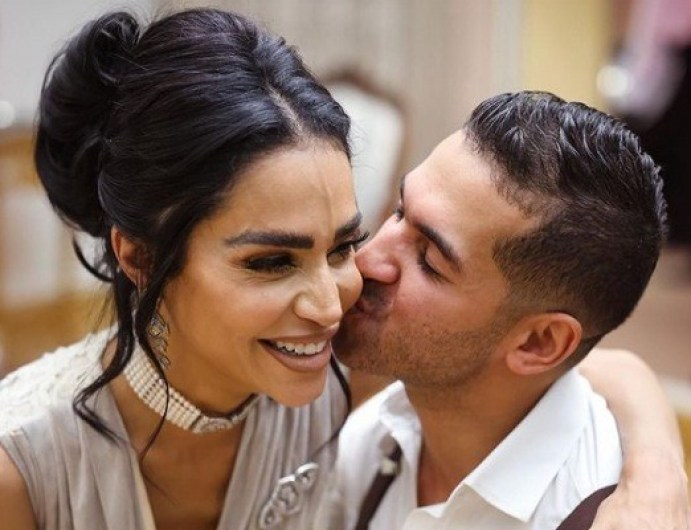 هاني حتحوت يحتفل بخطوبته على عالية كريم في حفل عائلي