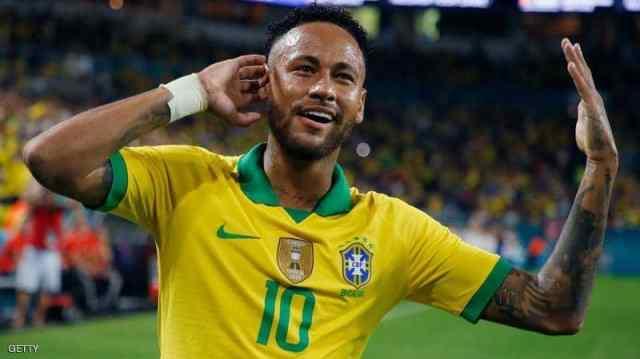 نيمار: كأس العالم 2022 قد يكون الأخير بحياتي