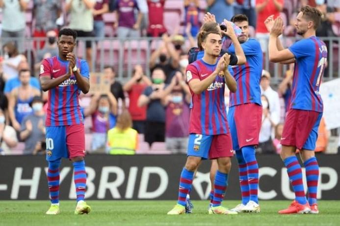 برشلونة يعلن خسائر مالية بقيمة 482 مليون يورو في موسم 2021