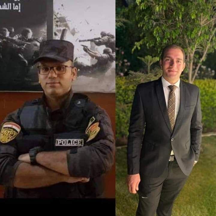 استشهاد مقدم ورائد شرطة خلال مداهمة أمنية بالإسماعيلية للقبض على عناصر مسجلة وخطرة وتبادل إطلاق نار
