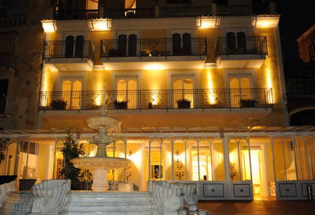 فندق فيلا فراولو في مدينة رافيلو
