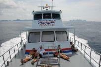 Ferry to Phuket