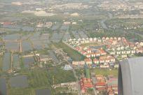 Landing in Bangkok