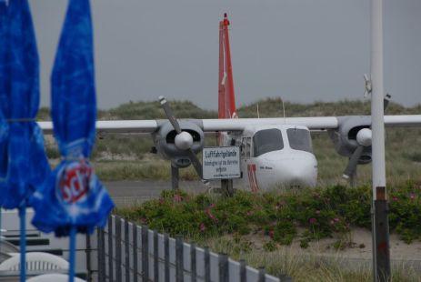 Flughafen Helgoland
