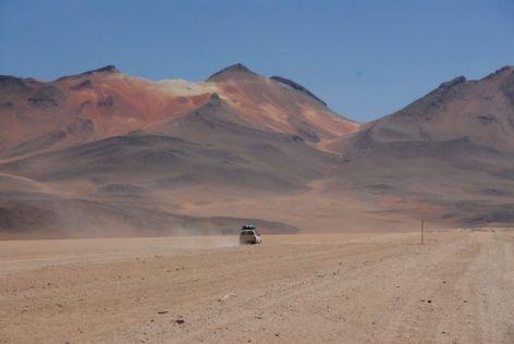 Desierto Salvador Dalí