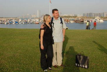 Abu Dhabi tourists