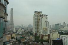 Bangkok from Century Park Hotel