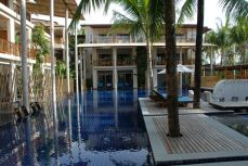 Pool Rooms at Ayara Villas