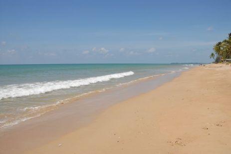 Bang Niang Beach north view