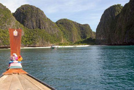 """Maya Bay """"The Beach"""""""