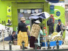Cholitas El Alto