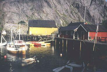 nussfjorden