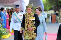 Sambutan Hari Keputeraan Kebawah Duli Yang Maha Mulia Tuanku Sultan Kedah Darul Aman Yang Ke-85: Dirgahayu Tuanku