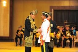 Istiadat Menyembah Tahniah Dan Penganugerahan Darjah-Darjah Serta Bintang Bintang Kebesaran Sempena Ulangtahun Hari Keputeraan Kebawah Duli Yang Maha Mulia Tuanku Sultan Kedah Darul Aman ke-85.