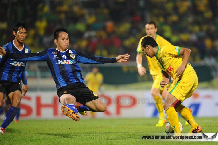 Piala Malaysia: Kedah vs Sarawak